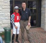Jockey Francisco Torres