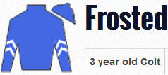 frosted silks