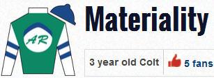 materiality silks
