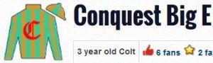 conquest big e silks 2016